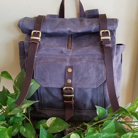 WCL Rucksack Backpack details B1.jpg