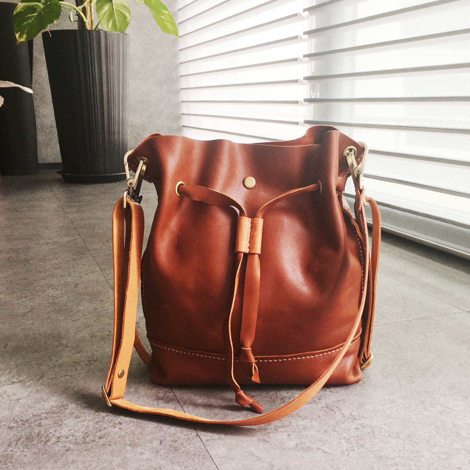 LEATHER Drawstring Backpack & Sling Bag 22.jpg