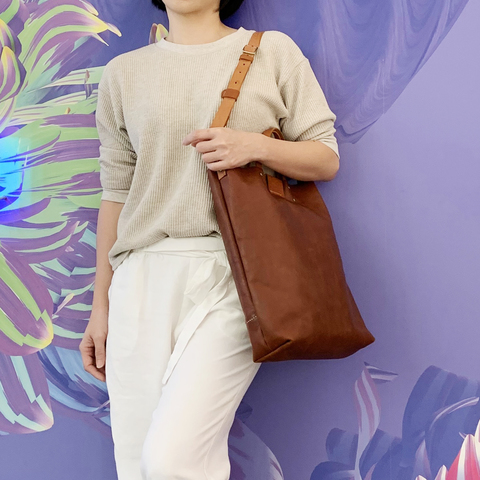 LEATHERTall Slim Sling Handheld Bag 7.jpg