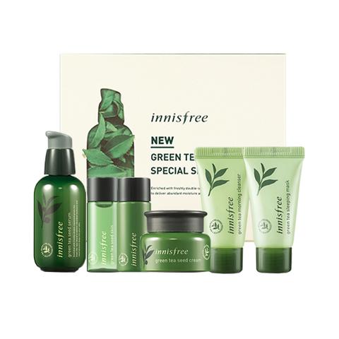 INNISFREE Green Tea Seed Serum Special Set.jpg