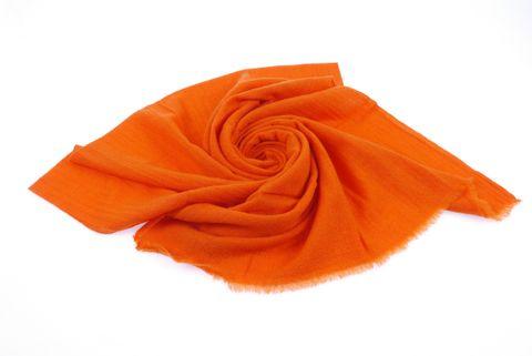 zh喀什米爾圍巾鑽石粉彩橘紅BQCASF070-1.jpg