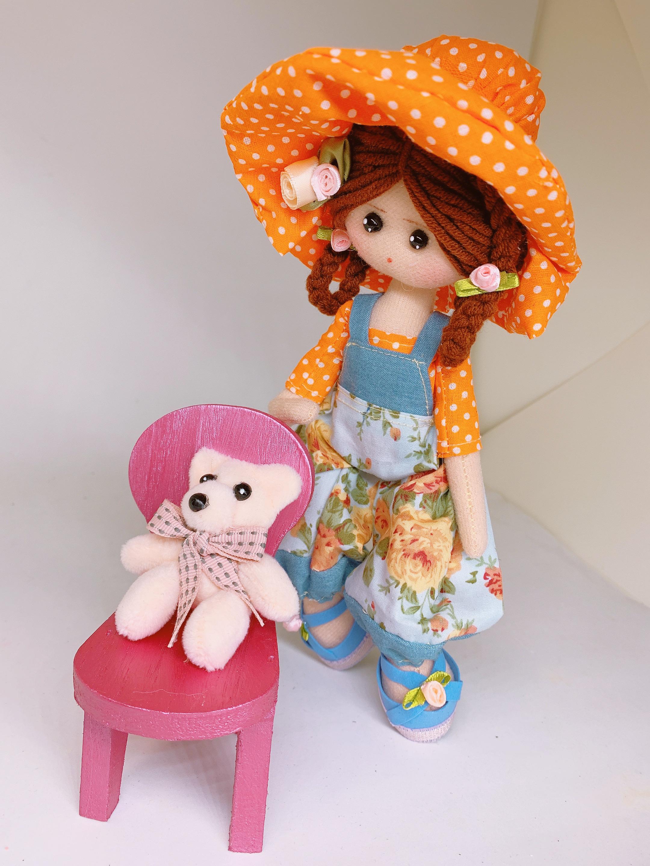 現貨|鄉村娃娃與迷你小熊|辣媽手作娃|每款限量一個.jpeg
