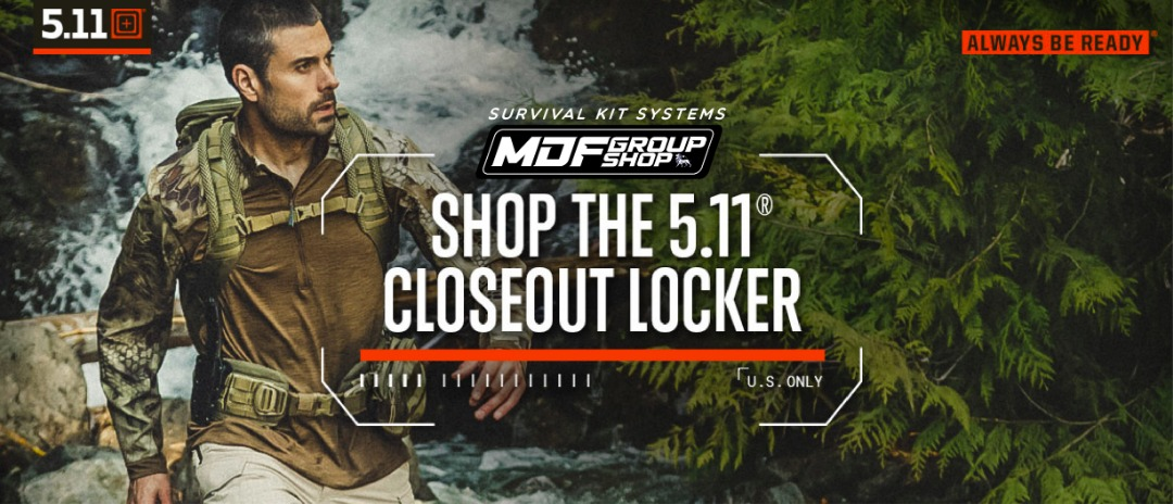MDF GROUP ONLINE SHOP - Survival Systems
