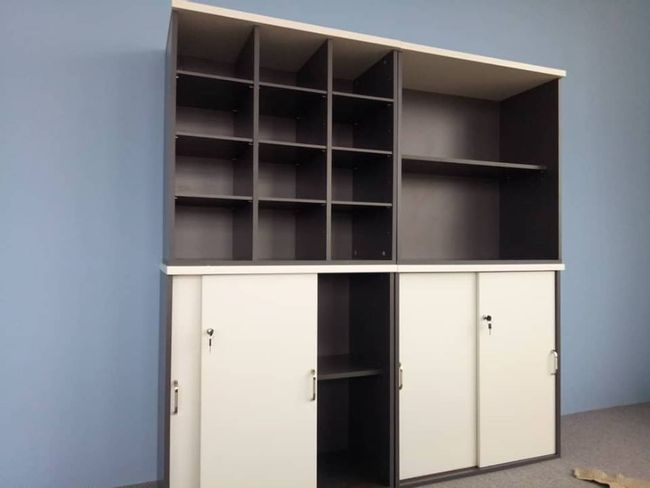 Q Office System | Our Collection - Cabinet