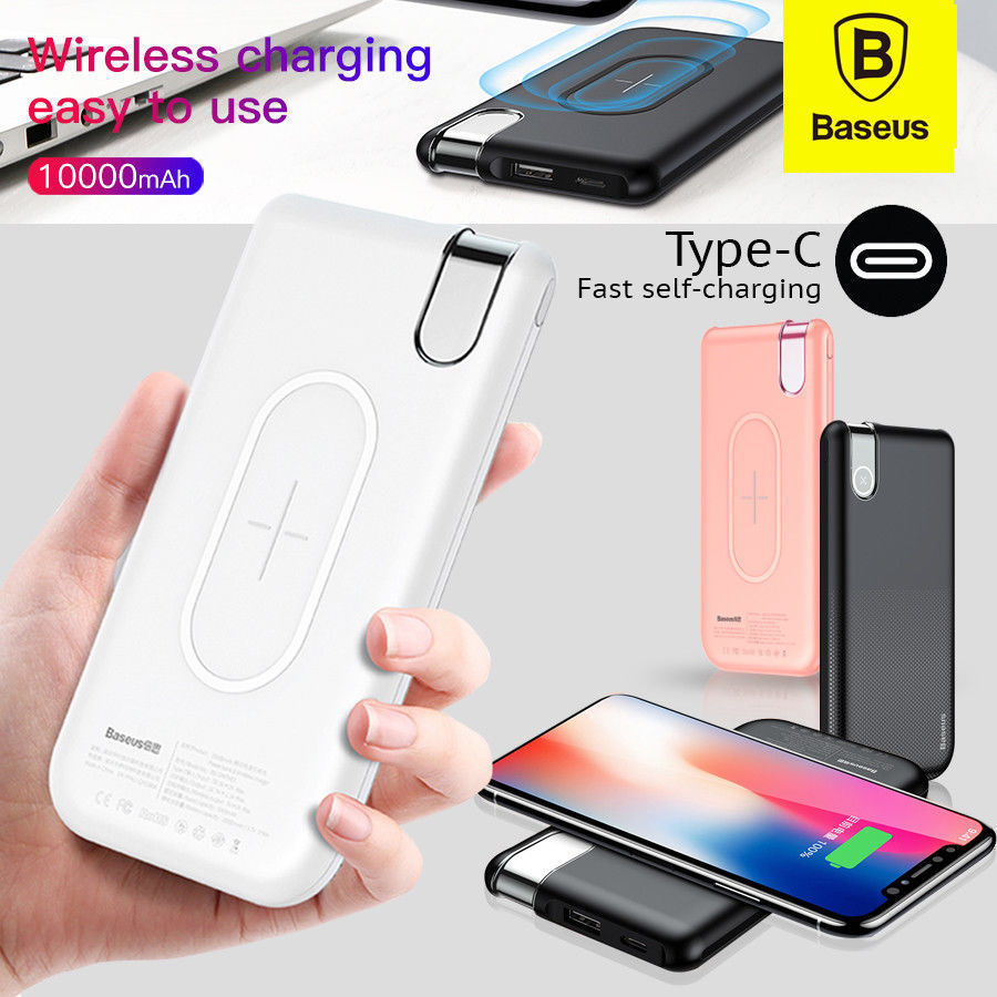 Baseus Thin Version Wireless Charge  Power Bank 10000 mAh_1.jpg
