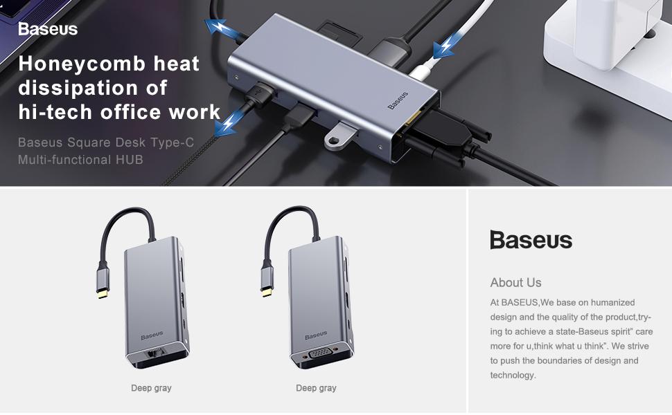 m2deals.my_BASEUS 8-in-1 Square Desk Type-C Multi-functional HUB Type-C to USB3.0_1.jpg