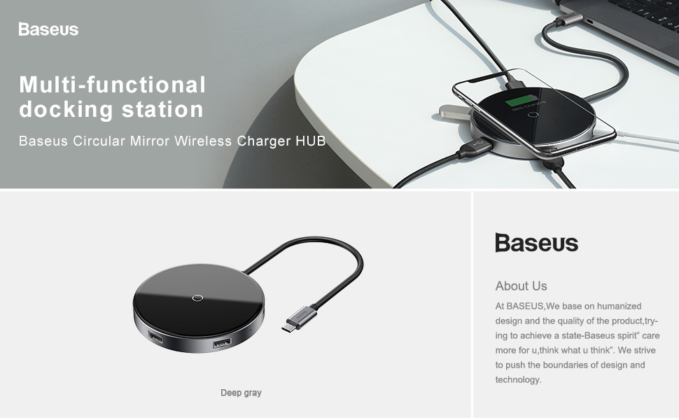m2deals.my_Baseus Circular Mirror Wireless Charger HUB (TYPE-C to USB 3.0_1.jpg