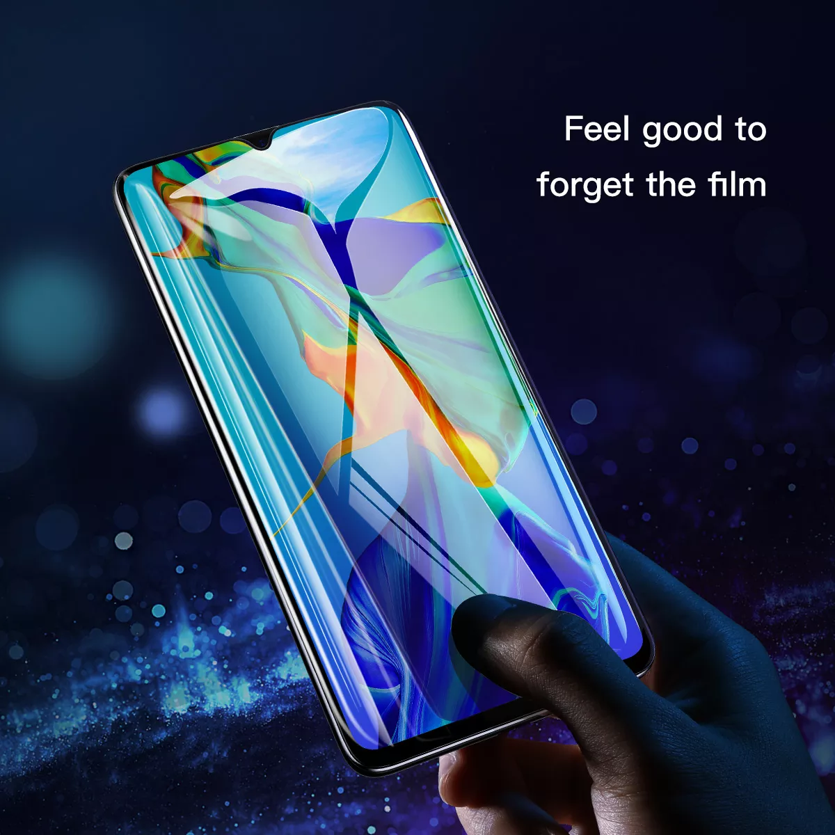 Baseus Huawei P30 0.3mm Anti-bluelight Full Cover Curve Black Tempered Glass_9.png