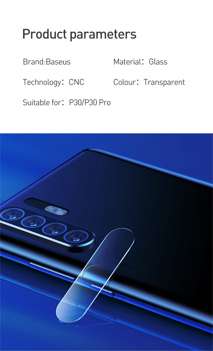 Huawei P30 AND P30 PRO 0.2mm reinforced lens transparent tempered glass_10.jpg