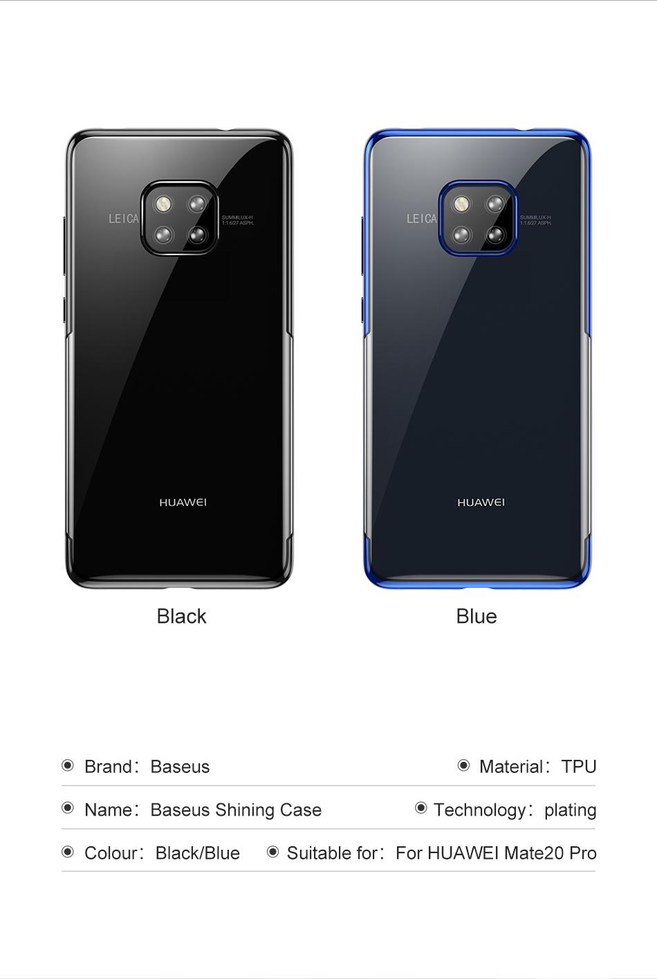 Baseus Shining Case For HUAWEI Mate20 pro Black AND BLUE_13.jpg