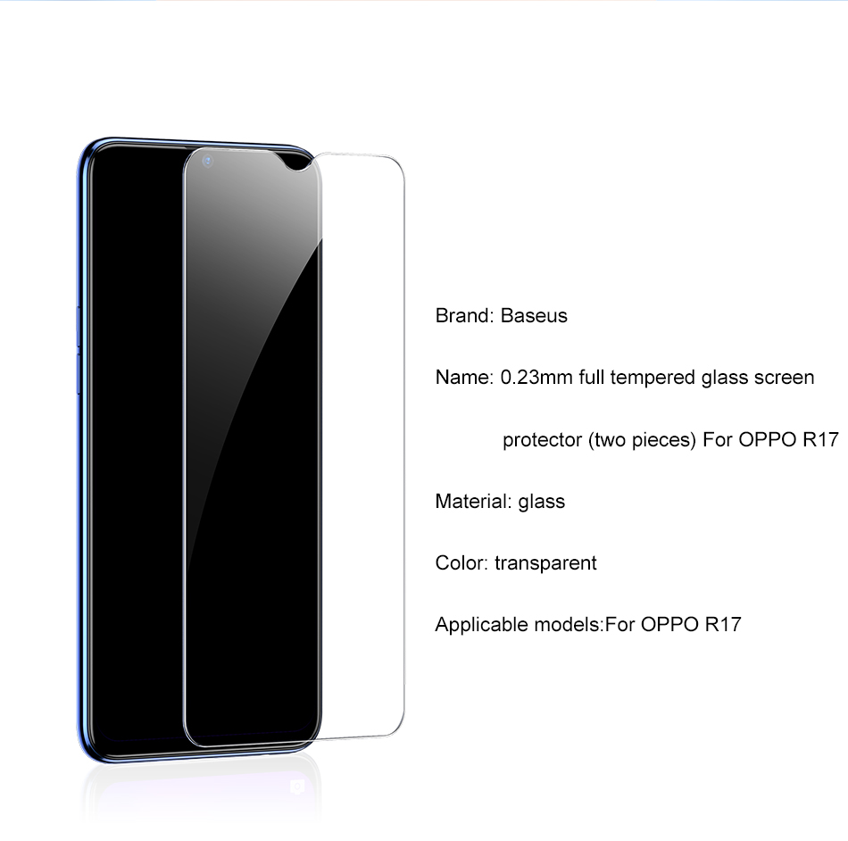 Baseus Oppo R17 0.23mm Full-glass Tempered Glass_16.jpg