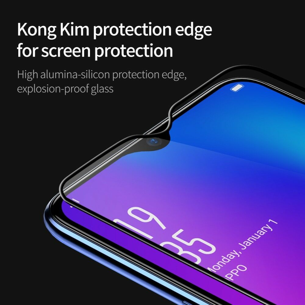 Baseus Oppo R17 0.3mm Full Cover Curve Black Tempered Glass_6.jpg