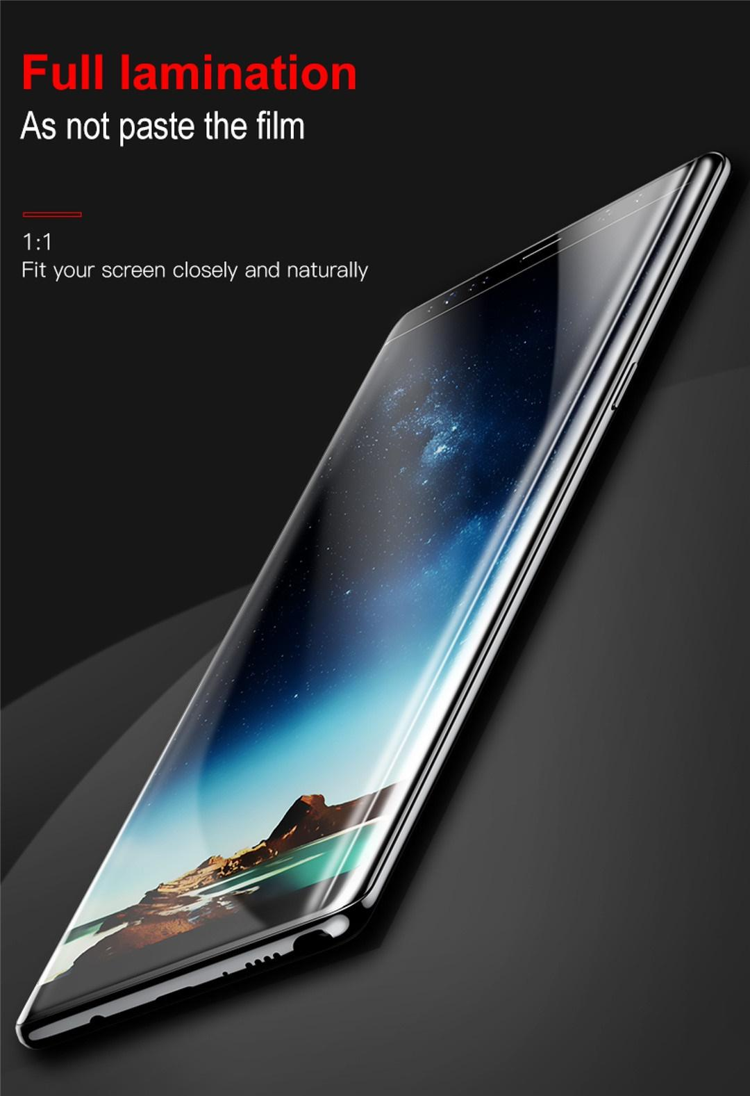 Baseus Samsung Note 8 0.3mm Full Cover Curve Black Tempered Glass_3.jpg