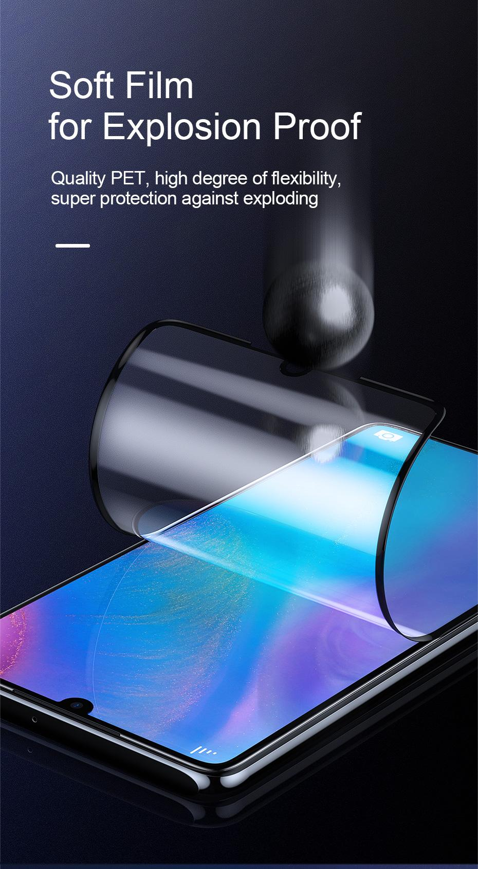 Baseus 0.15mm full-screen curved anti-explosion, soft screen protector For P30 Black_2.jpg