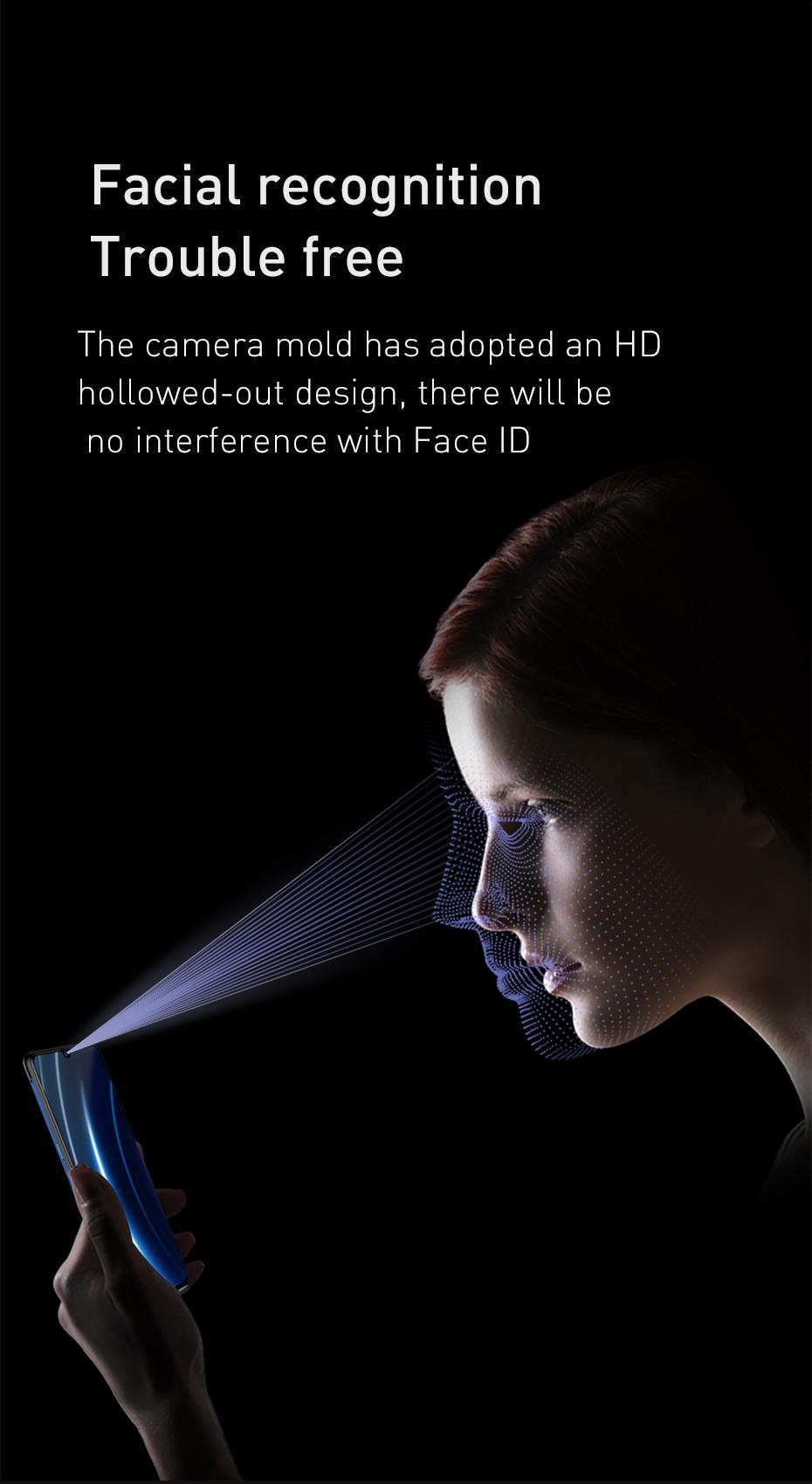 Baseus 0.3mm All-screen Arc-surface Anti-bluelight Tempered Glass Film For Vivo X23iQOO Black_9.jpg