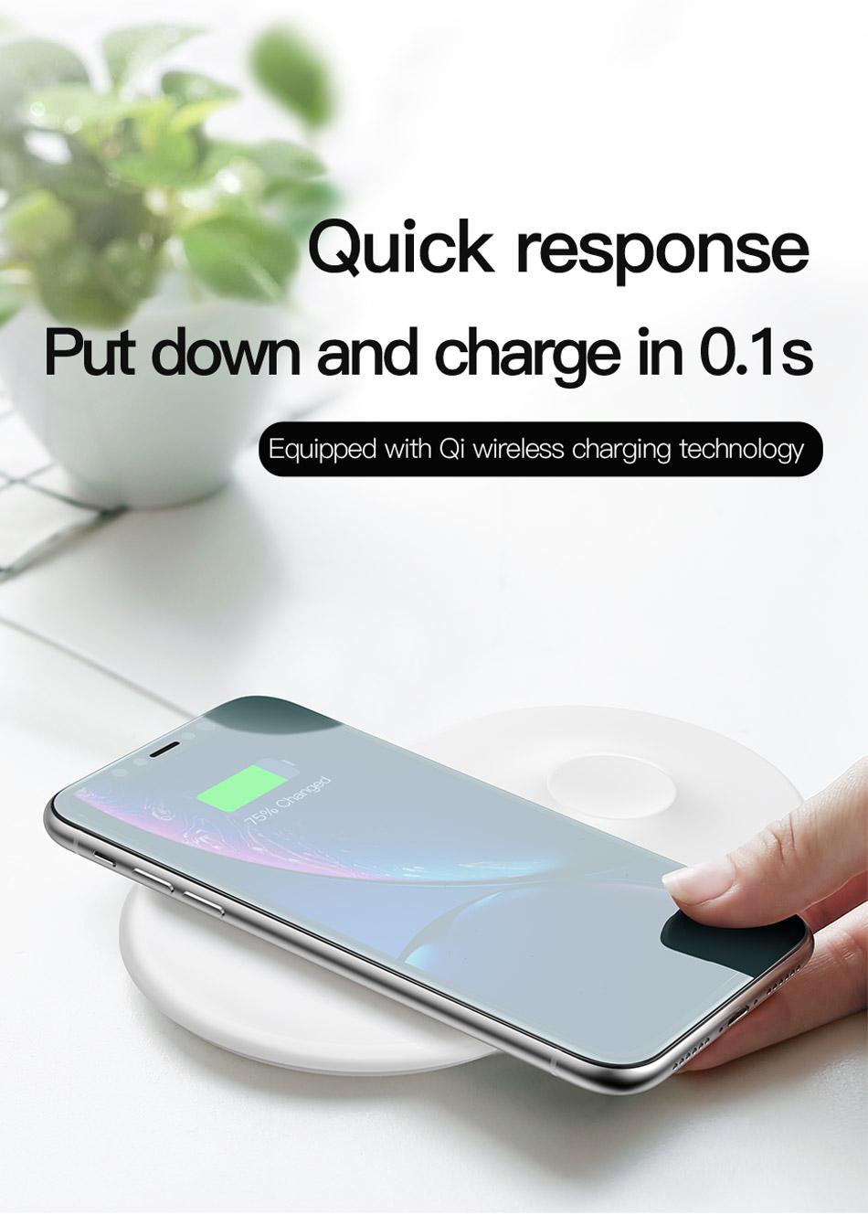 Baseus Smart 2in1 Wireless Charger White 7.jpg