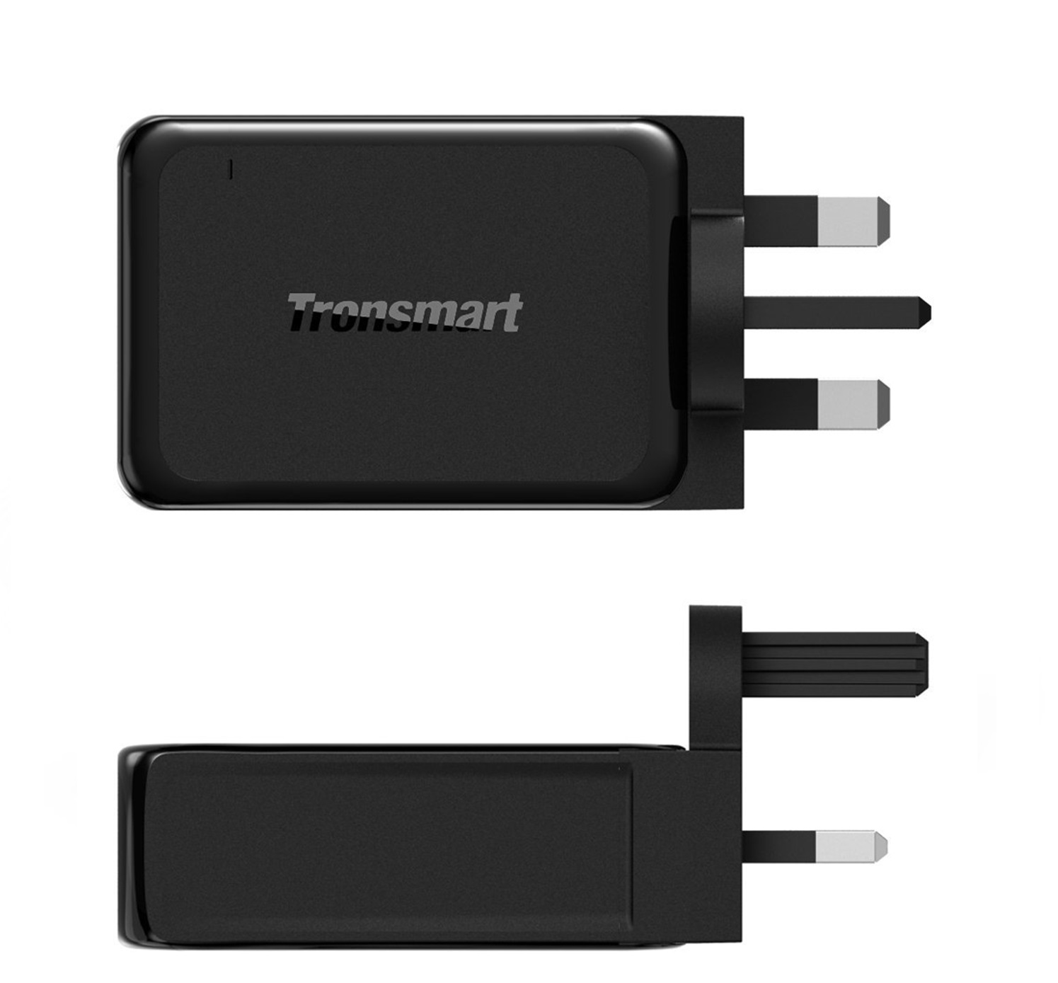 Tronsmart W3PTA 42W Quick Charge 3.0 Wall Charger (1Quick Charge 3.0 Port+2 VoltIQ Ports)_4.jpg