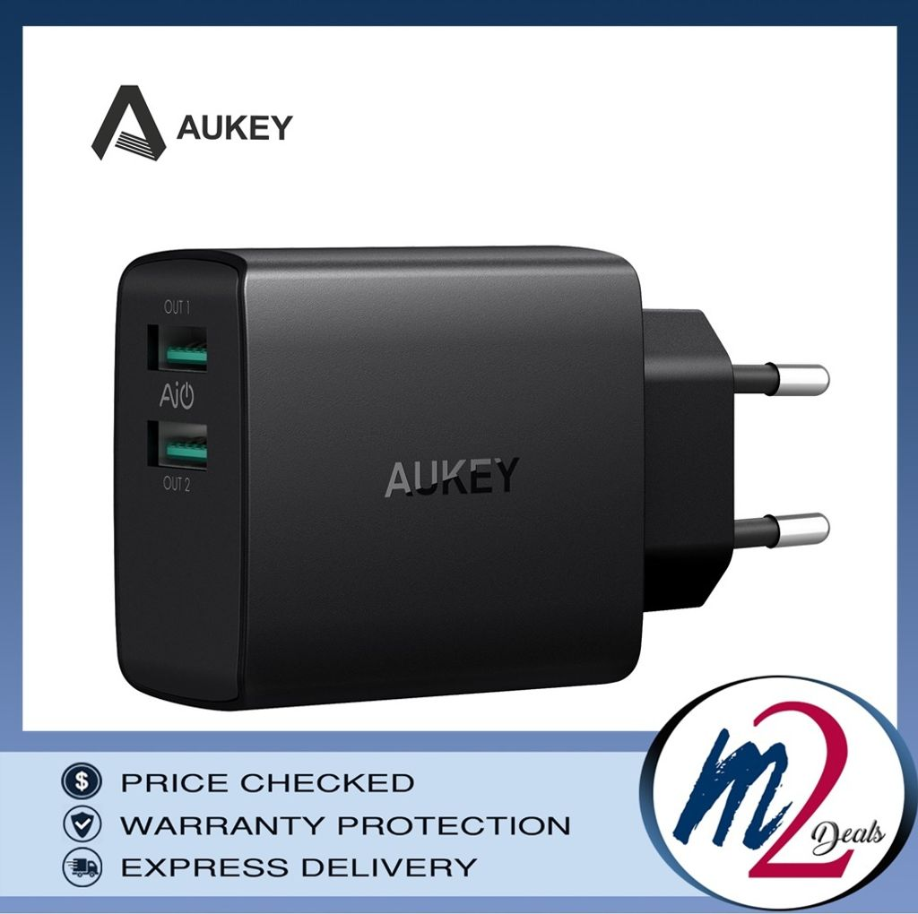 M2DEALS.MY_AUKEY PA-U42 WALL CHARGER_1.jpg