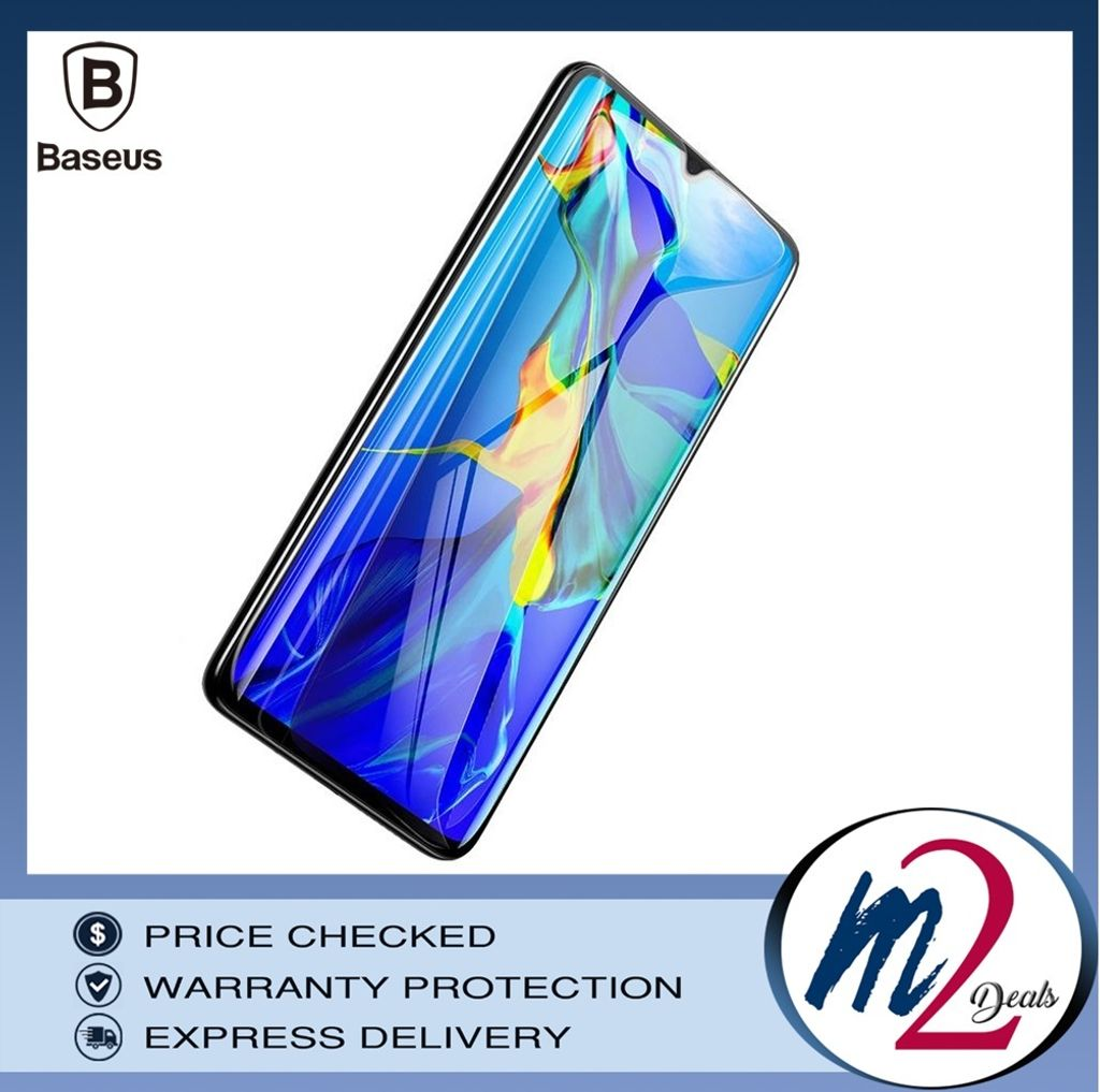 m2deals.my_Baseus Huawei P30 0.3mm Anti-bluelight Full Cover Curve Black Tempered Glass.jpg