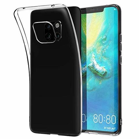 Baseus Simple Case For HUAWEI  MATE 20 PRO Transparent_16.jpg