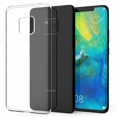 Baseus Simple Case For HUAWEI  MATE 20 PRO Transparent_15.jpg