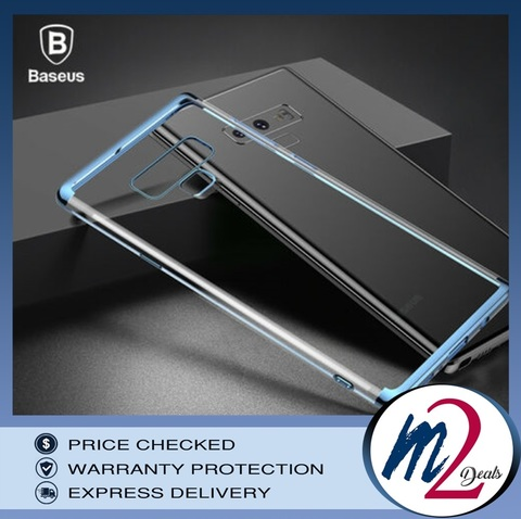 Baseus Shining Case For Note 9 Black and blue_.jpg