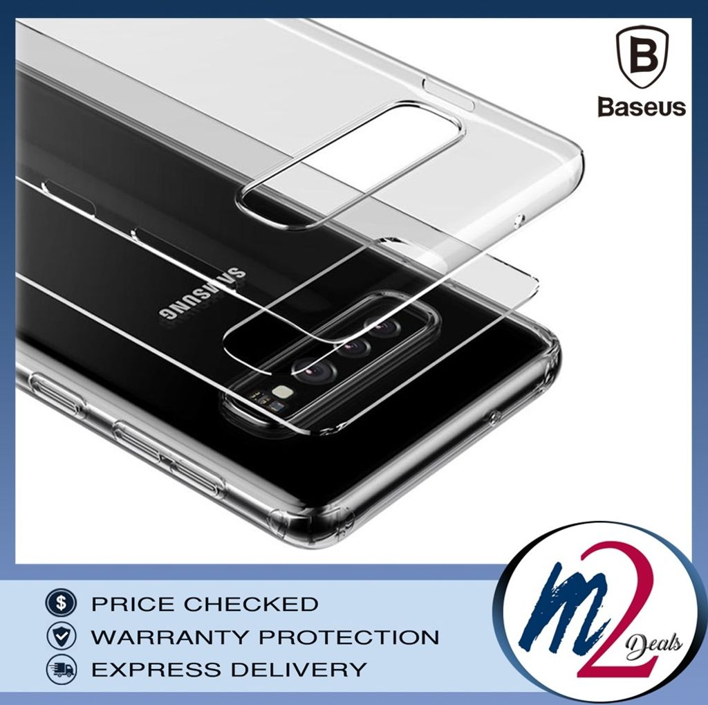 Baseus Simple Case For S10 and S10P Transparent 4.jpg