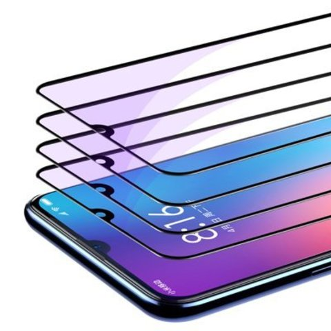 Baseus Xiaomi Mi 9 0.3mm Anti-bluelight Full Cover Curve Black Tempered Glass_17.jpg