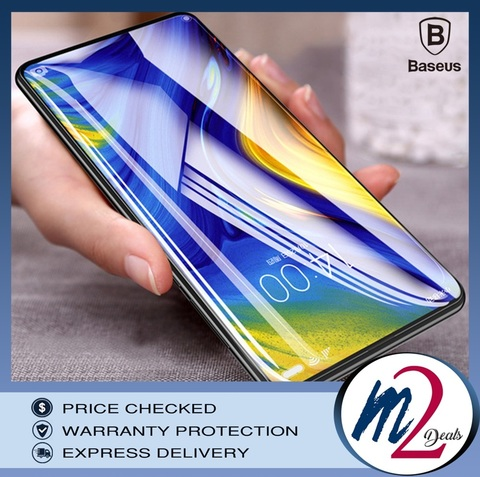 Baseus Xiaomi Mix 3 Full Cover Curve Black Tempered Glass_1.jpg