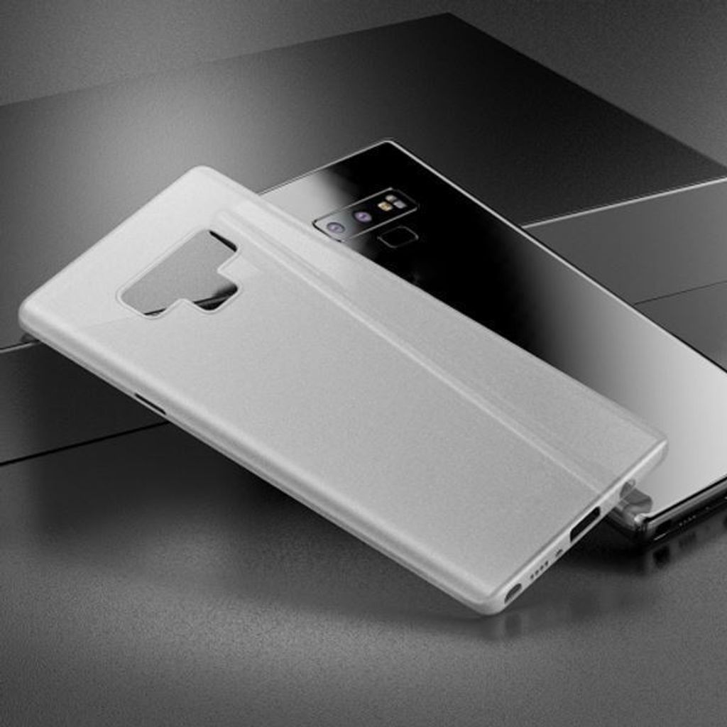 Baseus wing case For Note 9 Transparent White_5.jpg