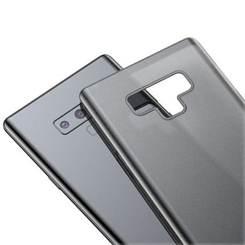 Baseus wing case For Note 9 Transparent Black_3.jpg