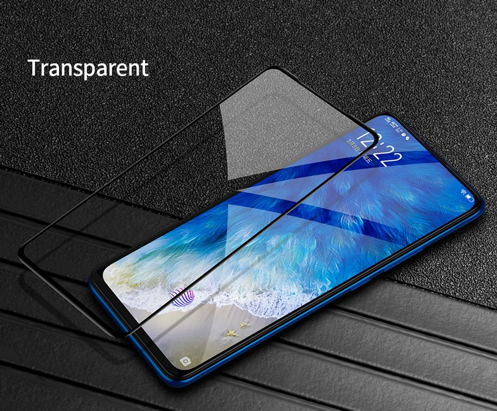 Baseus 0.3mm Curved-screen Tempered Glass Screen Protector for Vivo x27 Black_14.jpg