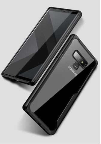 VISEON CLEAR ACRYLIC PROTECTIVE BACK COVER CASE_SAMSUNG note 9_1.jpg
