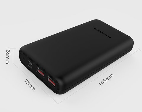 MPB5 20100mAh 2-Port QC3.0 Quick Charge Power Bank_2.jpg