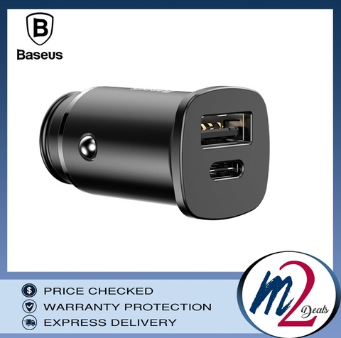 Baseus Car Charger Square metal A+C 30W PPS (PD 3.0 QC4.0 SCP AFC) Black (CCALL-AS01)_12.jpg
