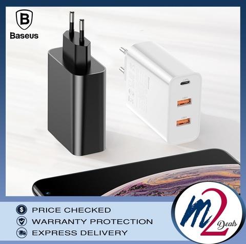 Baseus PPS three output quick charger(C+U+U)60W EU Black_14.jpg