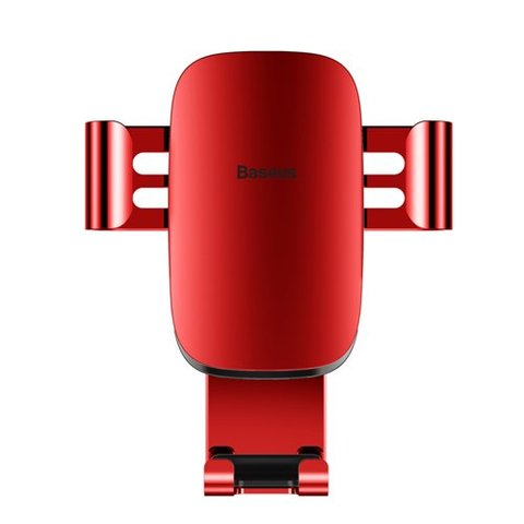 Baseus Metal Age Gravity Car Mount(Air Outlet Version)RED_2.jpg