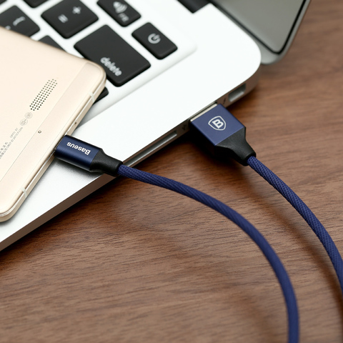 Baseus Yiven Cable For Micro 1.5M Navy Blue 4.jpg