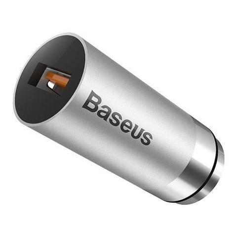 Baseus CarQ Series QC3.0 Car Charger Sky Gray 8.jpg