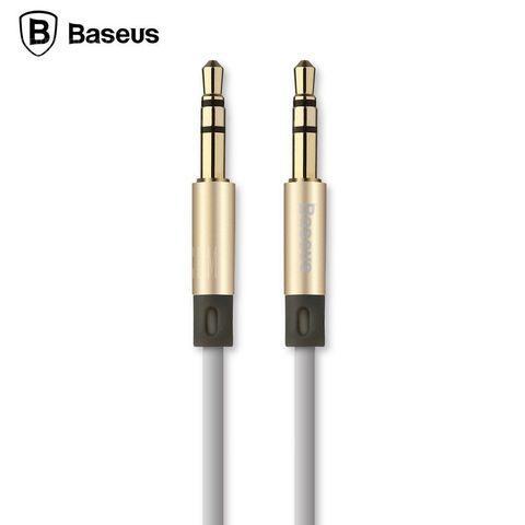 BASEUS Fluency Series 2M AUX Audio Cable gold 1.JPG