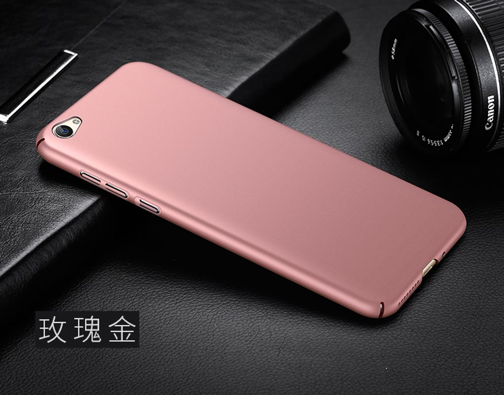 m2deals.my_frosted hard back cover casing_vivo y55_rose gold_1.jpg
