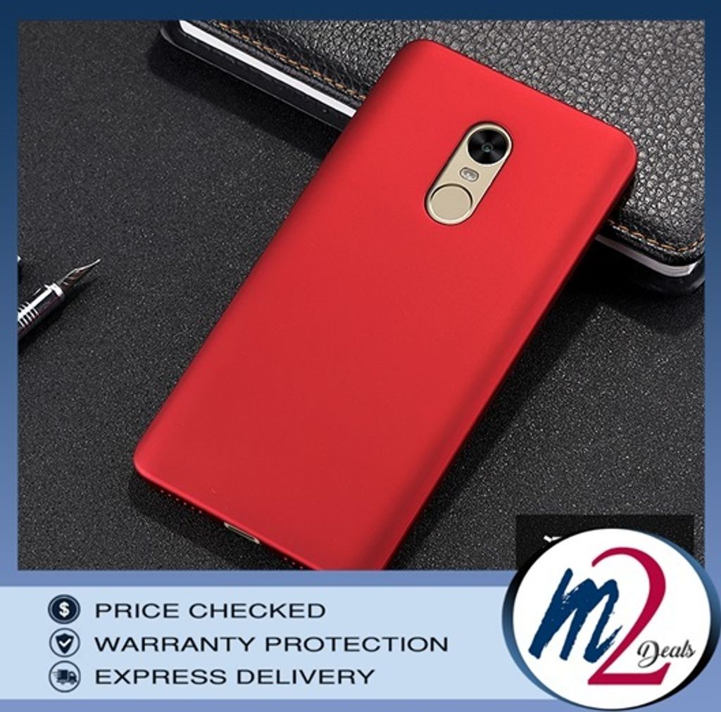 m2deals.my_frosted hard back cover casing_xiaomi note 4_red_1.jpg