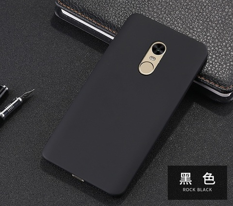 m2deals.my_frosted hard back cover casing_xiaomi note 4x_black.jpg