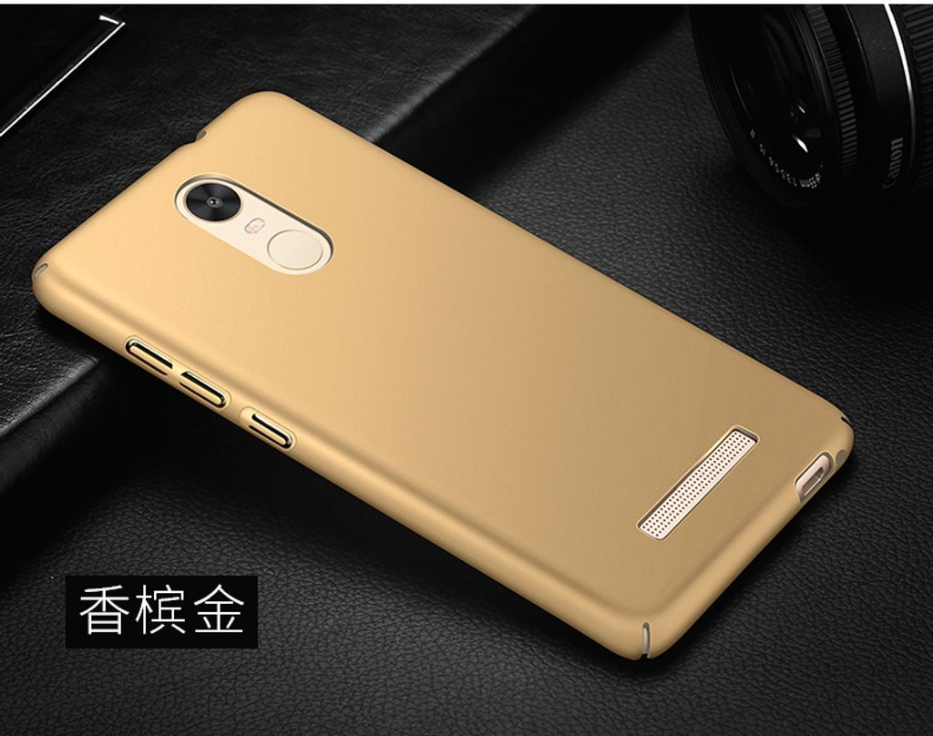 m2deals.my_frosted hard back cover casing_xiaomi note 3_red.jpg