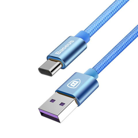 BASEUS TYPE C QC CABLE FOR HUAWEI BLUE_1.jpg