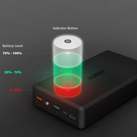 PB-Y3 30000mAh Qualcomm Quick Charge 3.0 Power Bank With USB C Output_3.jpeg