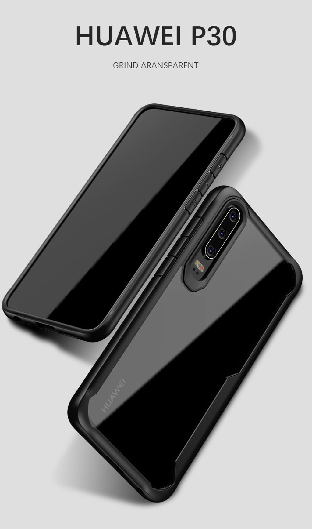 m2deals.my_VISEON CLEAR ACRYLIC PROTECTIVE BACK COVER CASE_HUAWEI_P30_BK_2.jpg