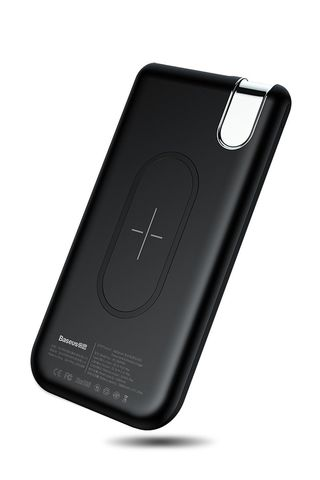 Baseus Thin Version Wireless Charge  Power Bank(10000 mAh)Black_1.jpg