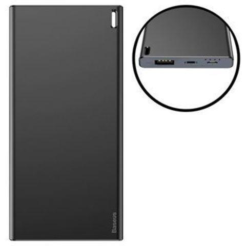 Baseus Choc Power Bank 10000mAh  Black+Gray 2.jpg