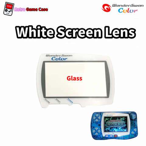 My_retro_game_case_WonderSwan_Color_White_Glass_Screen_Lens.jpg